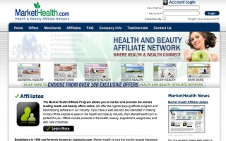MarketHealth Affiliate Program